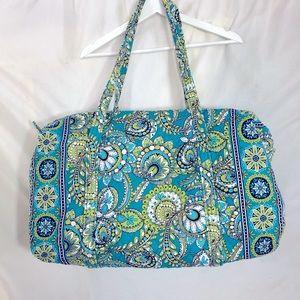 Vera Bradley Large Travel Duffel Bag see match bag